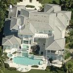 David George's House (Birds Eye)