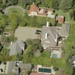 Carol and Frank Biondi Jr.'s house (Bing Maps)