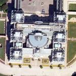 Luxembourg Palace (Bing Maps)