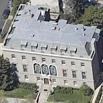 Residence of the Ambassador of the Netherlands (Owsley House) (Birds Eye)