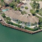 Alan Jackson's House (Former) (Birds Eye)
