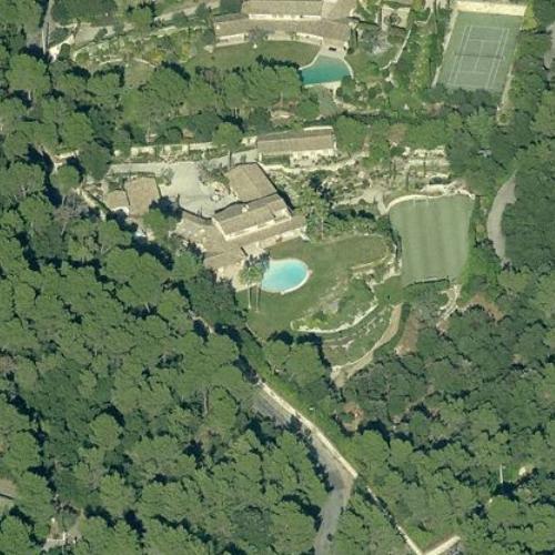 Michael Schumachers House Former In La Colle Sur Loup France Google Maps