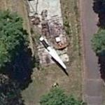 Concorde nose (Bing Maps)