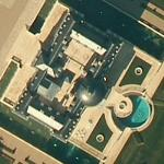 Emad Khashoggi's House (Former) (Most Expensive Residential Property Ever Sold) (Bing Maps)