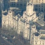 Palacio de Comunicaciones (Bing Maps)
