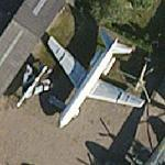 Air France Sud Aviation Caravelle (Bing Maps)
