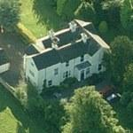 Brian Clough's House (former) (Birds Eye)