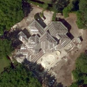 Alfonso Soriano's House (Bing Maps)
