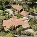 Leslie Nielsen's House (Birds Eye)