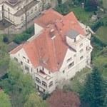 Romy Schneider's Apartment (former)