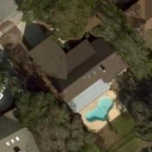 Chandler Parsons' House (Bing Maps)