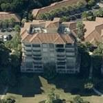 Clayton Kershaw's Apartment (Birds Eye)