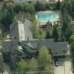David Arquette's House (Birds Eye)