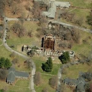 Abandoned Letchworth Village (Birds Eye)