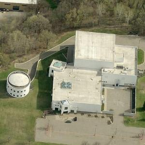Paisley Park Studios (Birds Eye)