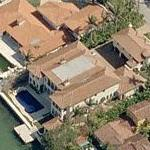 Ricky Martin's House (Birds Eye)