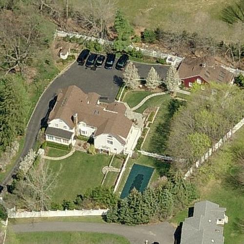 Bill Clinton's House in Chappaqua, NY - Virtual Globetrotting