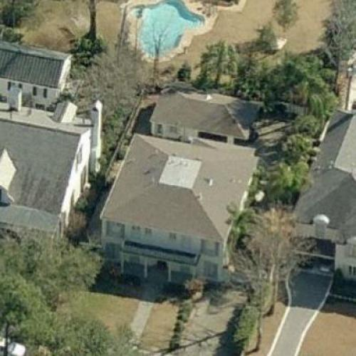 Mob Boss Carlos Marcello's House (former) in Metairie, LA ...