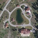 Bill Koch's $89M House (Bing Maps)