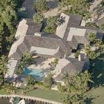 Jack Nicklaus' House (Birds Eye)