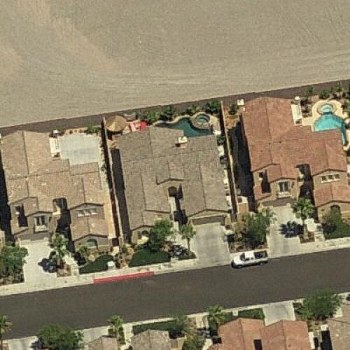 Scott Amie Yancey 39 S House In Las Vegas Nv Google Maps