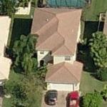 Santana Moss' House