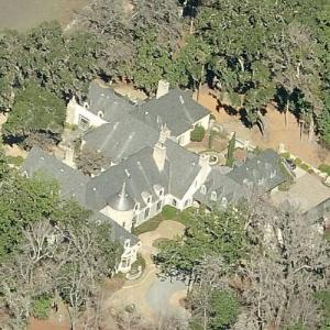 Brock Rowley's House (Birds Eye)