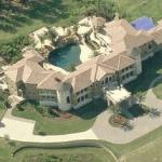 Ken Griffey, Jr.'s House (Birds Eye)