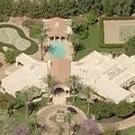 Charles Barkley's House (Birds Eye)