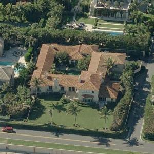Ivana Trumpu0027s House (former) (Birds ...