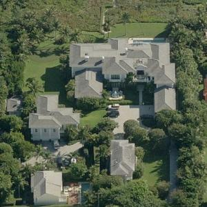 Rush Limbaugh's House (Birds Eye)