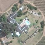 "Sir Richard Branson's ""Mont Rochelle"" Vineyard & Estate"