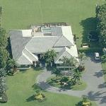 Ariana Grande's House (Former) (Birds Eye)