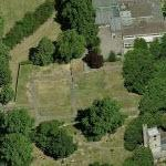 Barking Abbey Ruins (Birds Eye)