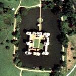 Bodiam Castle (Bing Maps)