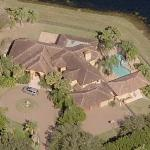 Dan Marino's House (Former) (Birds Eye)
