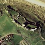 Bamburgh Castle (Bing Maps)