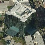 Clearwater Bank Building (Scientology) (Birds Eye)