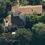 Andrew Getty's House (Birds Eye)