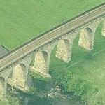 Arthington Viaduct (Bing Maps)