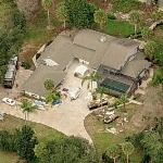 Aaron Carter's House (Former) (Birds Eye)