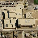 Booker T. Washington High School (Birds Eye)
