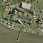Longannet Power Station (Bing Maps)