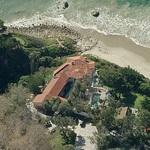 Cindy Crawford & Rande Gerber's House (Birds Eye)