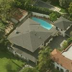 Bridget Fonda & Danny Elfman's House (Birds Eye)