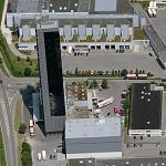 Schapfen Mill Tower (world's tallest storage silo) (Birds Eye)