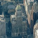 Bank of America Building (Birds Eye)