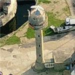 Calshot Lighthouse (Birds Eye)
