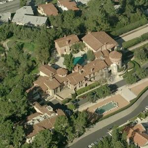 Cars For Sale Los Angeles >> Katy Perry's House in Los Angeles, CA - Virtual Globetrotting