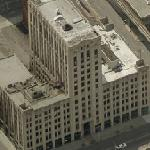 Detroit Free Press Building (abandoned)